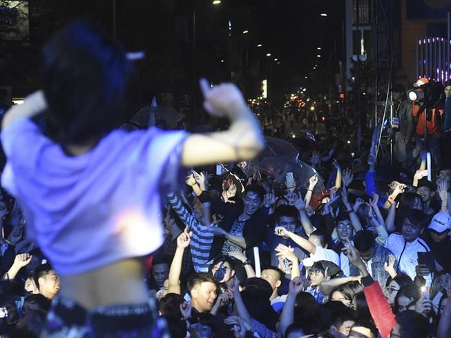 Sôi động lễ hội Countdown lớn nhất từ trước đến nay tại Huế
