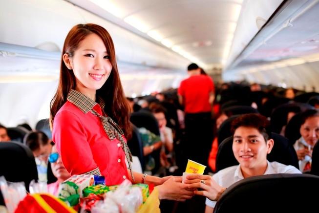 Vietjet mở bán vé đường bay Hà Nội - Busan