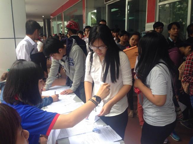 Các trường ĐH phía Nam công bố chỉ tiêu tuyển sinh 2017
