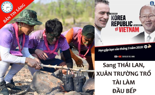 Xuân Trường học cách sinh tồn, 'siêu cúp' Việt – Hàn gặp nguy