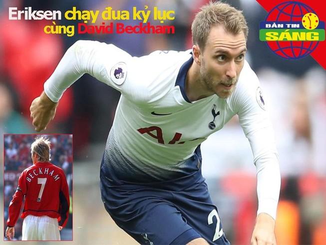 Sao Tottenham đua kỷ lục cùng Beckham, Đình Trọng không đá AFC