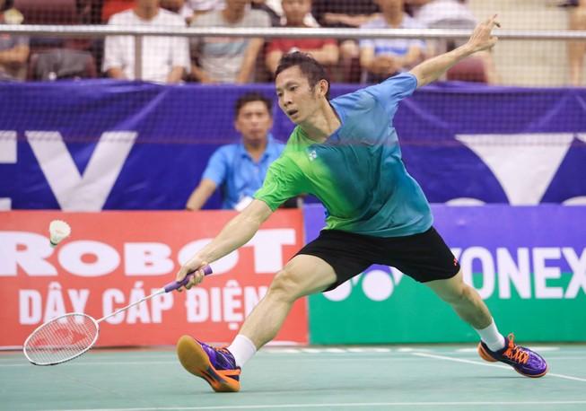 Hạ hạt giống số 8, Nguyễn Tiến Minh thẳng tiến ở Vietnam Open