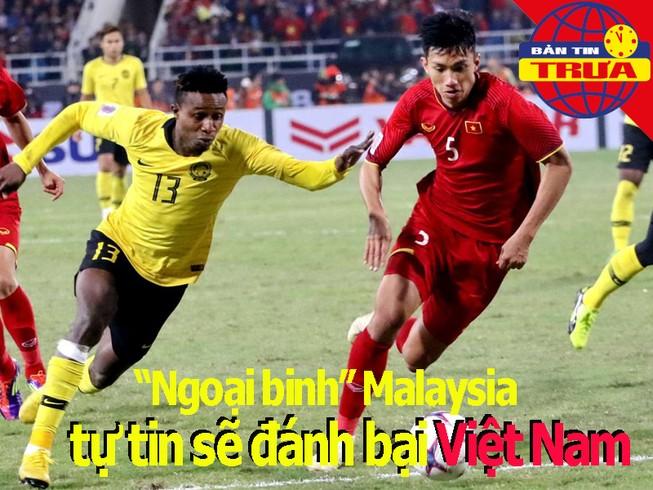Tiền đạo Malaysia tự tin đánh bại Việt Nam, STVV sẽ bị phạt