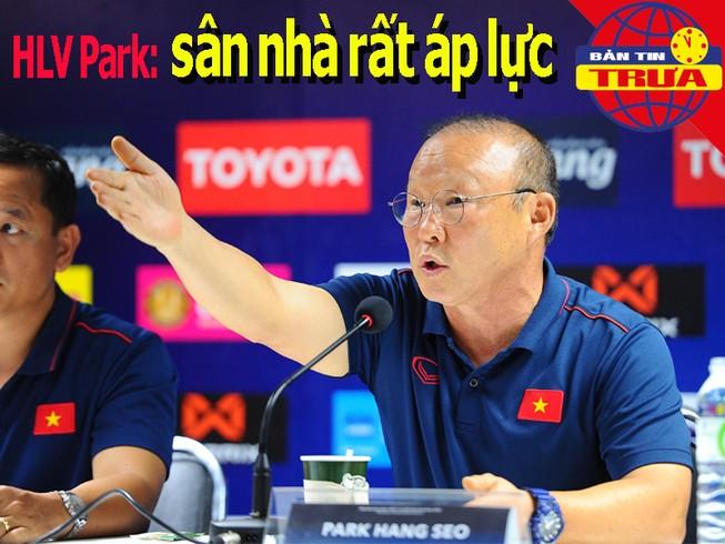Ông Park cẩn trọng ở đại chiến Thái Lan; Triều Tiên rút lui