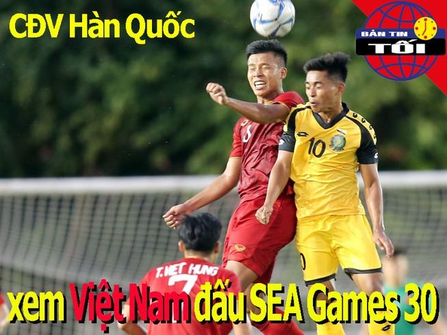CĐV Hàn Quốc xem Việt Nam đấu SEA Games 30; Alonso trắng án
