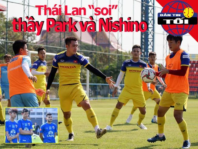 Thái Lan soi thầy Park, Nishino; Công Phượng chính thức ra đi