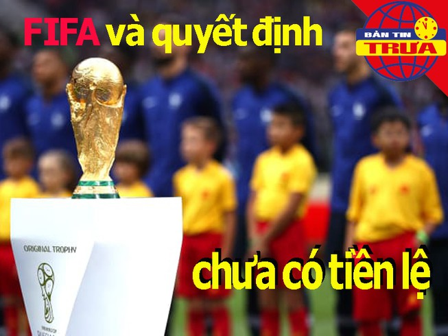 FIFA ra quyết định chưa có tiền lệ; Duy Mạnh nghỉ đến hết 2020