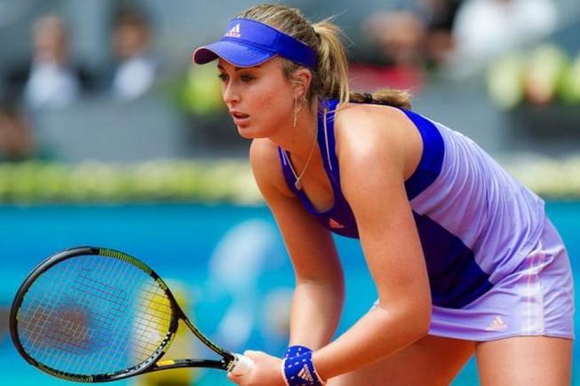 Tay vợt xinh đẹp chỉ trích 'cách ly' của giải Úc mở rộng