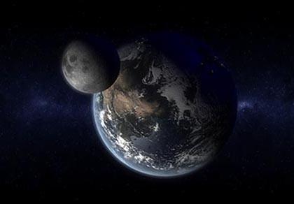 Mặt trăng đang rời xa Trái đất với tốc độ cao nhất
