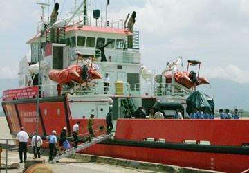 Hạ thủy thêm một tàu cảnh sát biển 3.500 mã lực