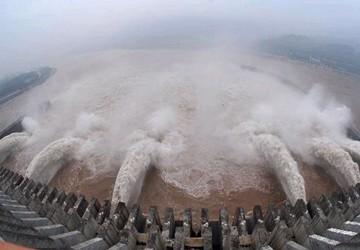 Trung Quốc: Cảnh báo nguy cơ lũ tràn đập Tam Hiệp