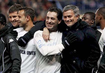 Mourinho cảm thấy bị Pepe phản bội