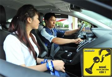Chiến dịch Lái xe an toàn và ngày không còi