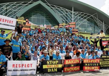 Malaysia: Đập thủy điện do Trung Quốc xây dựng bị phản đối