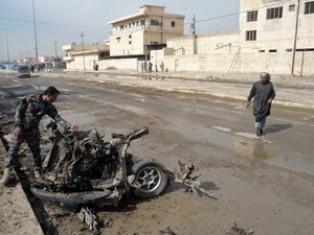 Đánh bom liên tiếp tại Iraq làm 49 người thiệt mạng