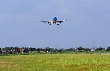 Sân bay Cần Thơ đón chuyến bay quốc tế tầm ngắn đầu tiên
