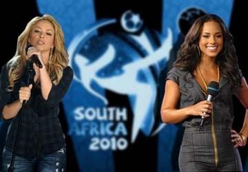 World Cup 2010 - Chuyện từ những ca khúc