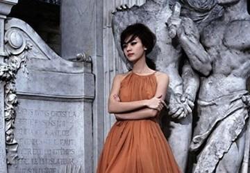 Han Hyo Joo lãng mạn trên đất Pháp