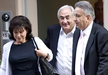 Cựu tổng GĐ IMF sẽ trở lại chính trường Pháp?