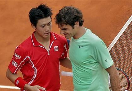 Madrid Open: Đương kim vô địch Federer gục ngã!