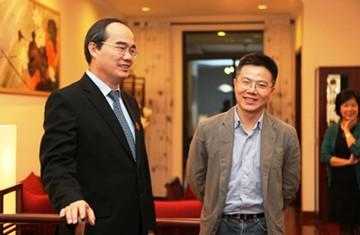 Giáo sư Ngô Bảo Châu nhận căn hộ 160 m2 ở Vincom B