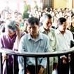 Cháy chợ Quy Nhơn: Bảy bị cáo 40 năm tù