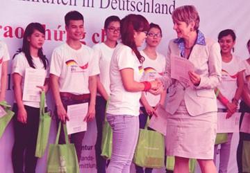 Đức mở cửa đón điều dưỡng viên Việt Nam