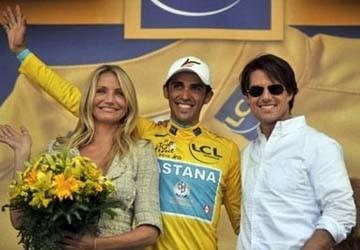 Nhà vô địch Tour de France chia tay đội đua Astana