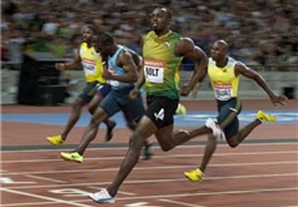 Usain Bolt khẳng định đẳng cấp số 1 tại London Anniversary Games