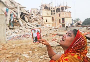 Ngày thịnh nộ ở Bangladesh