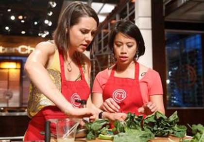 Cô gái Việt khiếm thị vào chung kết Vua đầu bếp Mỹ