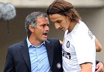 Mourinho đổi Kaka lấy Ibrahimovic?