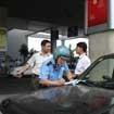 Tại sân bay Tân Sơn Nhất: Kiểm tra taxi liên tục 30 ngày