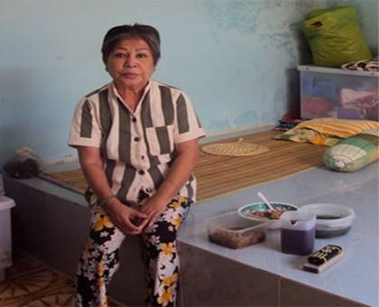 """Trúc """"mẫu hậu"""" chết trong trại giam Xuân Lộc"""