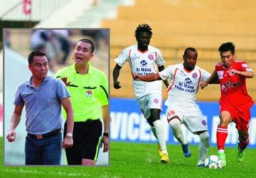 Vấn đề của bóng đá VN: Cuộc chơi không công bằng