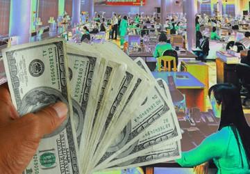 Chính phủ cam kết: Bơm USD giữ tỉ giá, thả nổi lãi suất