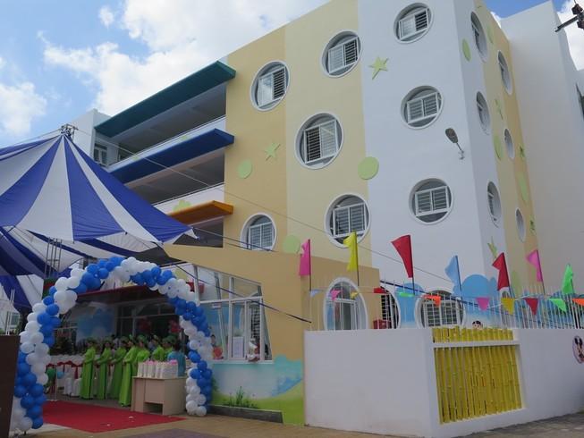 Khánh thành trường mầm non cho con em công nhân KCX Tân Thuận