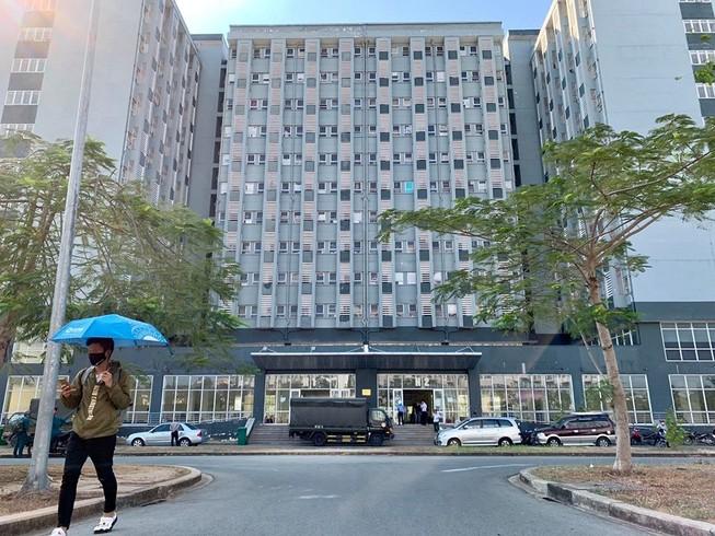 Kí túc xá ĐH Quốc gia TP.HCM đã trở thành nơi cách ly tập trung từ ngày 19-3