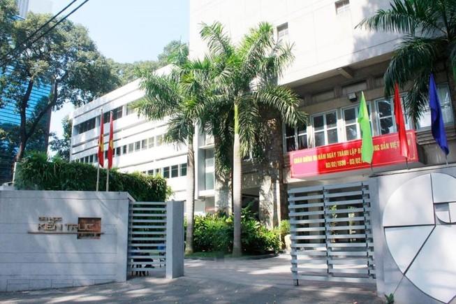 Trường ĐH Kiến Trúc TP.HCM