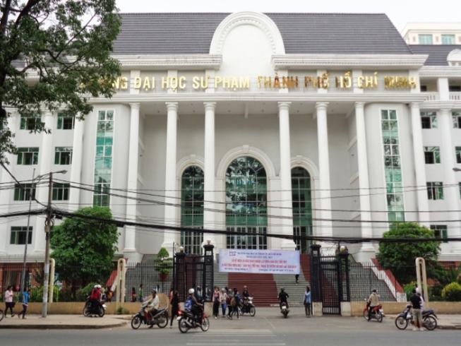 Trường ĐH Sư phạm TP.HCM