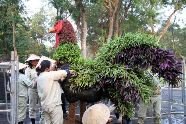 12 con giáp 'khủng' sắp hoàn thành chào đón Tết