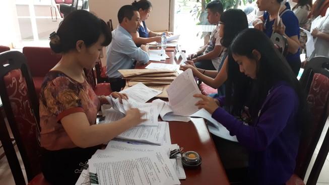 Hơn 30% thí sinh trúng tuyển đợt 1 không nhập học