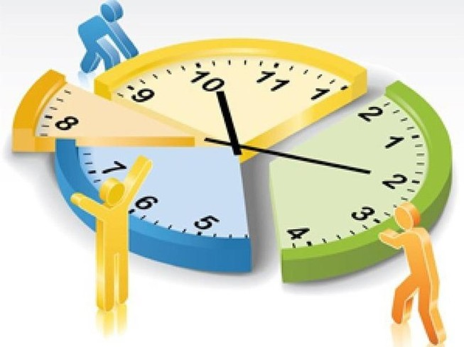 Thời gian như thế nào là được sử dụng đúng cách