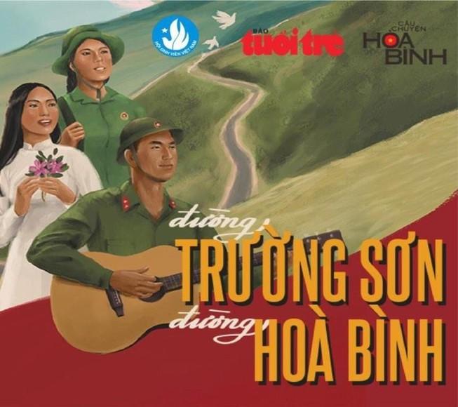 Mỹ Tâm, Hồng Nhung hát ở đường Trường Sơn