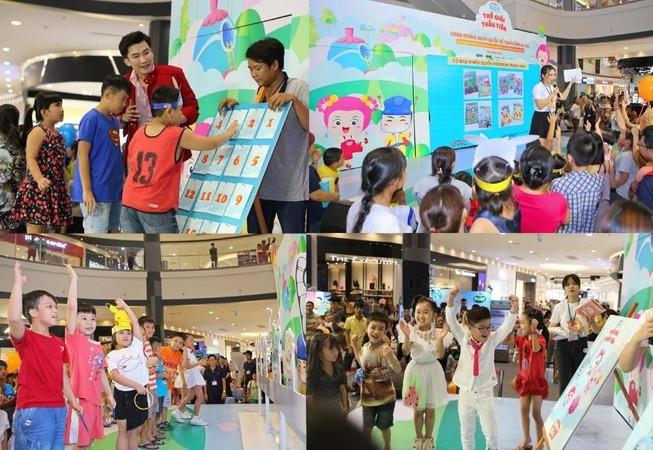 POPS Kids tổ chức chương trình cho bé mùa Trung thu