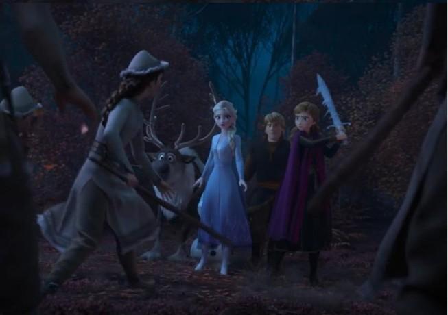 Trailer 'Frozen 2' hé lộ quá khứ của nữ hoàng băng giá