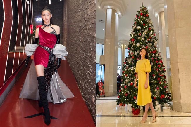 Lương Thùy Linh ngoạn mục lọt top 40 phần thi Top Model