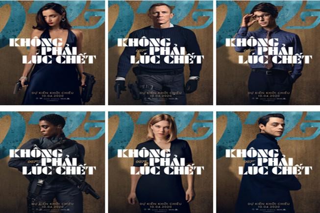 Daniel Craig tái xuất ngoạn mục trong trailer của bom tấn 007