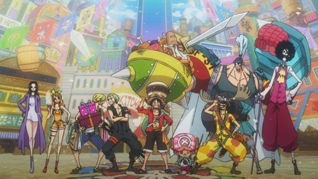 One Piece chính thức trở lại trong One Piece Stampede!