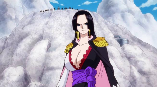 Những kiều nữ sẽ góp mặt trong One Piece Stampede